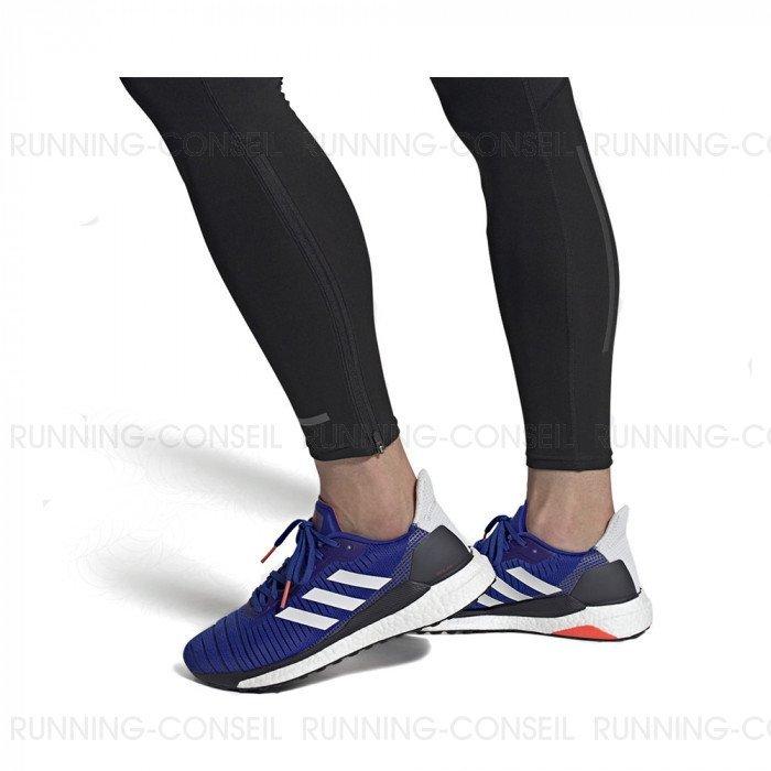 Chaussures de sport ADIDAS SOLAR GLIDE 20 BLEU Homme