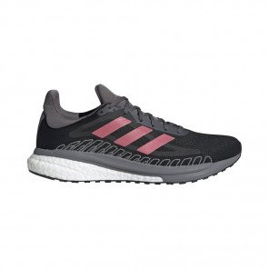 ADIDAS SOLARGLIDE ST 3 Homme - CORE BLACK / SIGNAL PINK / COPPER MET.