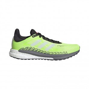 ADIDAS SOLARGLIDE 3 Homme - SIGNAL GREEN / CORE WHITE / CORE BLACK