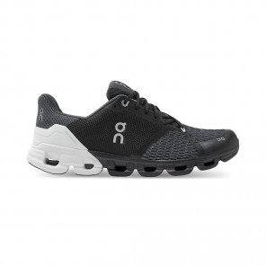 ON Cloudflyer Black | White Homme
