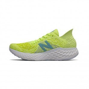 NEW BALANCE Fresh Foam 1080v10 Femme - Lemon Slush with Sulphur Yellow & Bali Blue