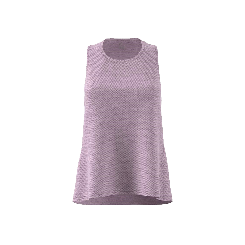 ADIDAS Débardeur Response Light Speed Tank Femme Rose aero
