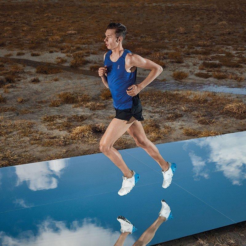 On running cloudflyer